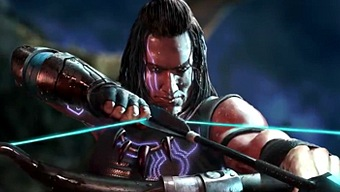 Video Killer Instinct, Nuevo Personaje: Eagle