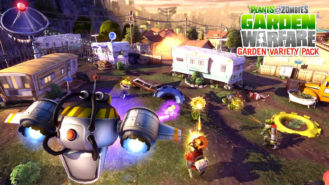 Plants vs zombies garden warfare para xbox one 3djuegos Plants vs zombies garden warfare 2 event calendar