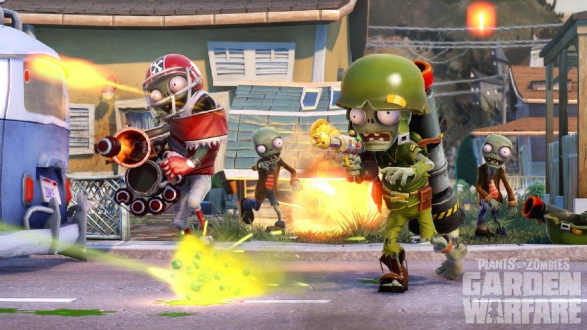 Video De Plants Vs Zombies Garden Warfare Demostraci N