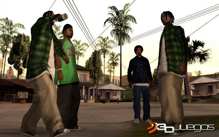 Grand Theft Auto: San Andreas (Video Game 2004) - IMDb
