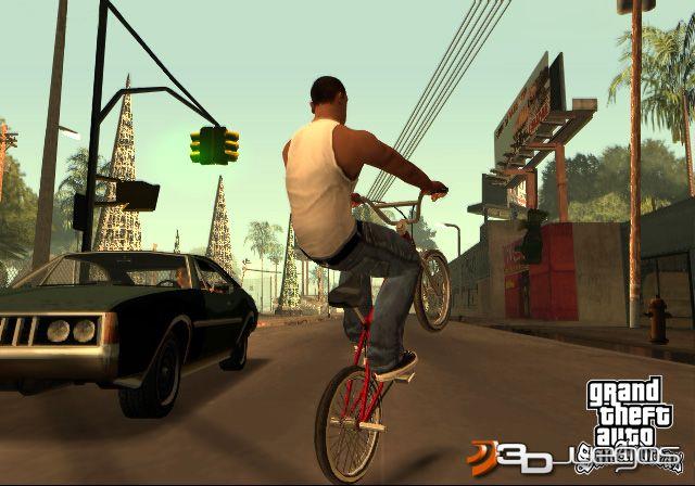 Descargar Grand Theft Auto: San Andreas Parche - última