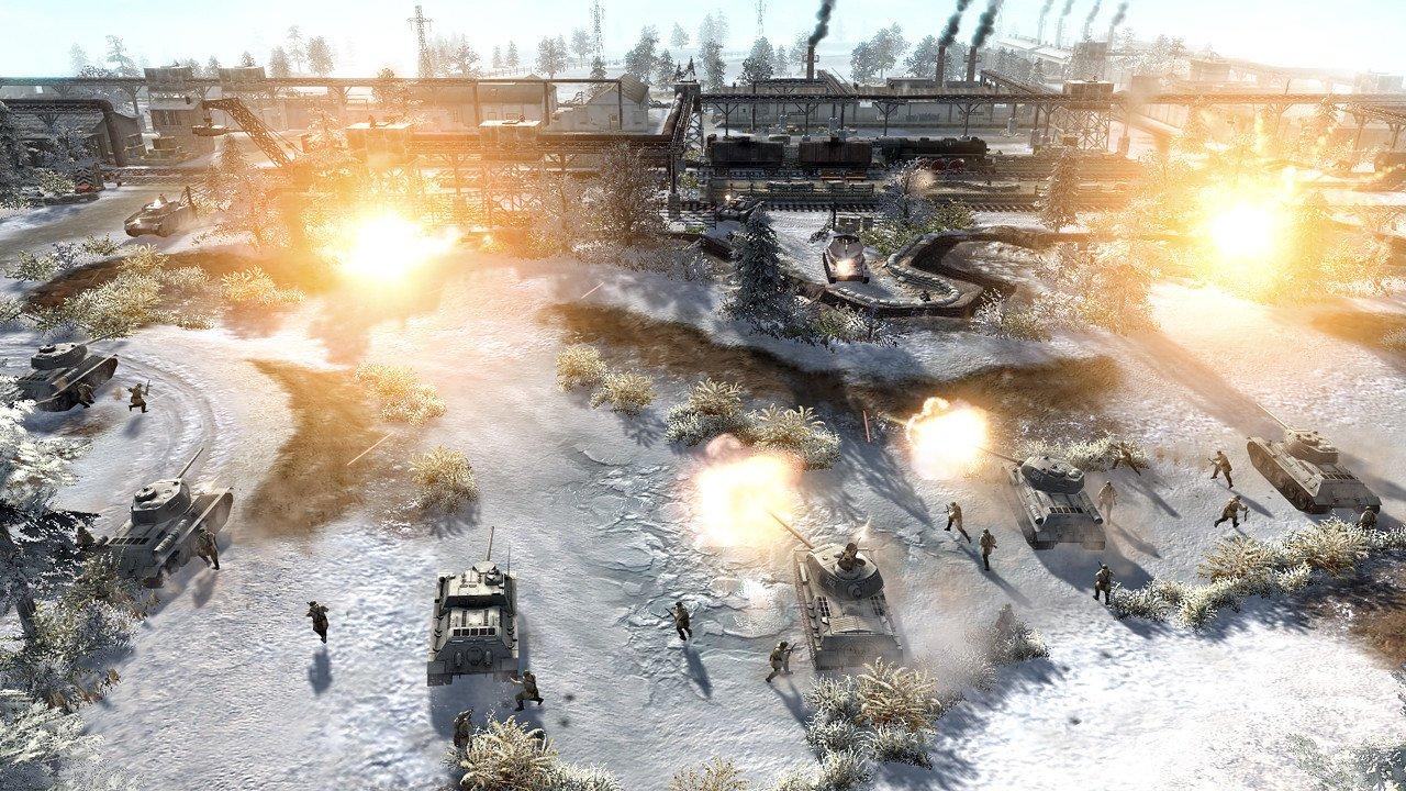 Men of war assault squad 2 cold war mod - a1