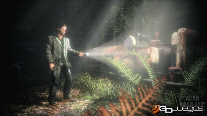 Alan Wake - Entrevista exclusiva
