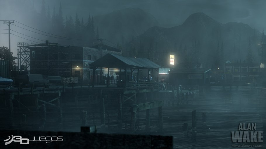 Alan Wake - An�lisis