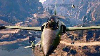 Video GTA Online, Actualización Escuela de vuelo de San Andreas