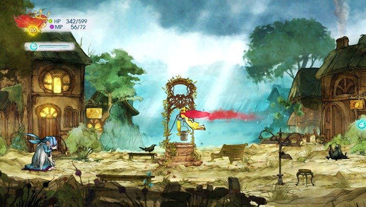 Child of Light - An�lisis