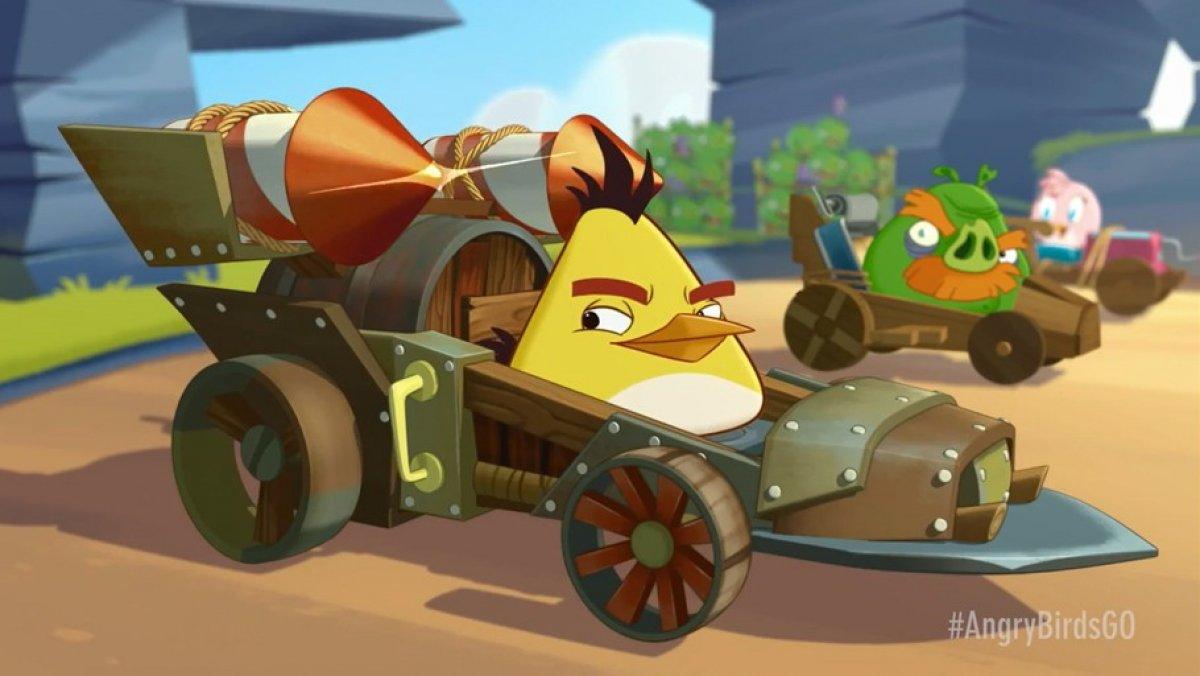 Angry Birds Go para Android  3DJuegos