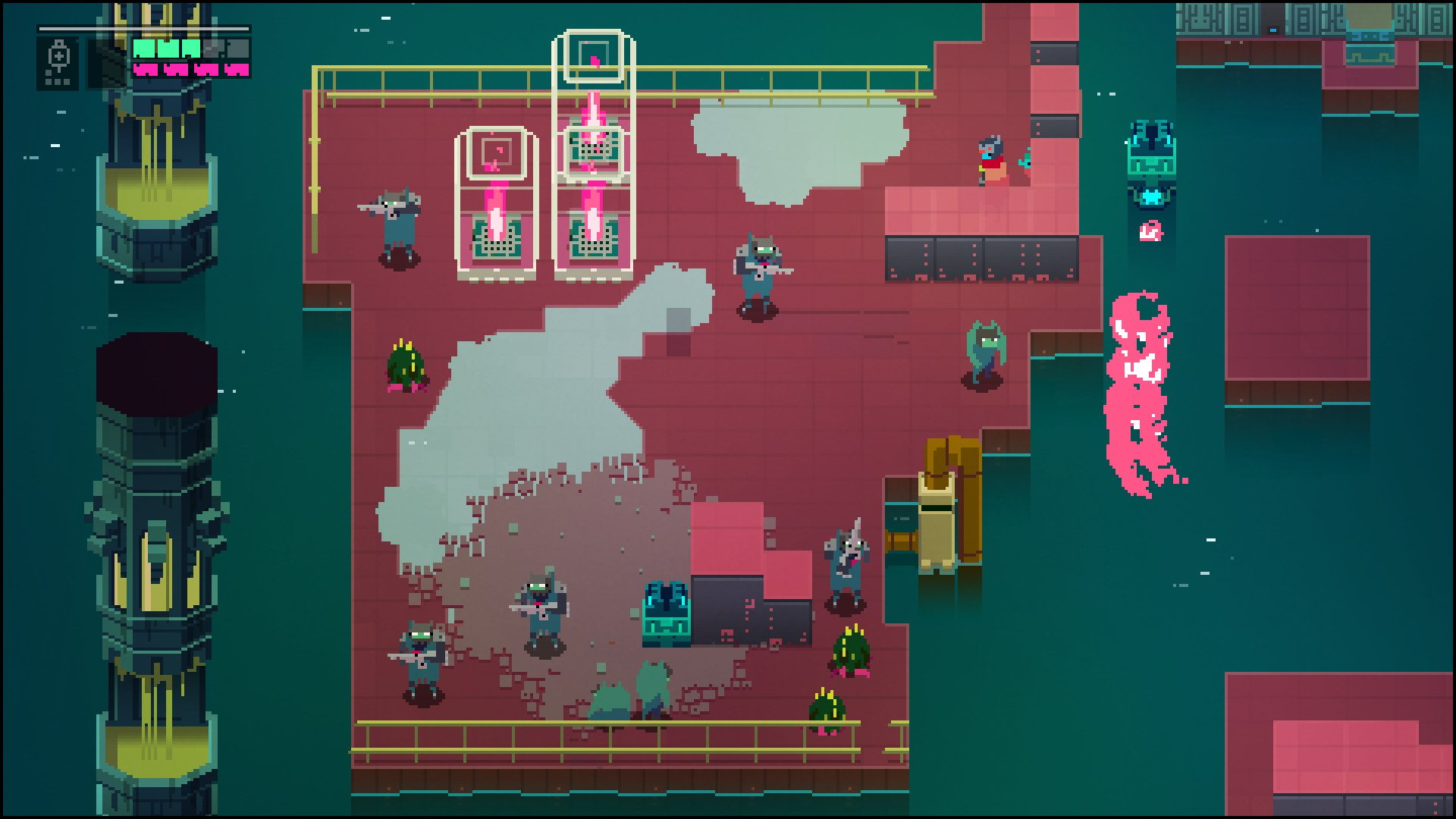 machine hyper light drifter