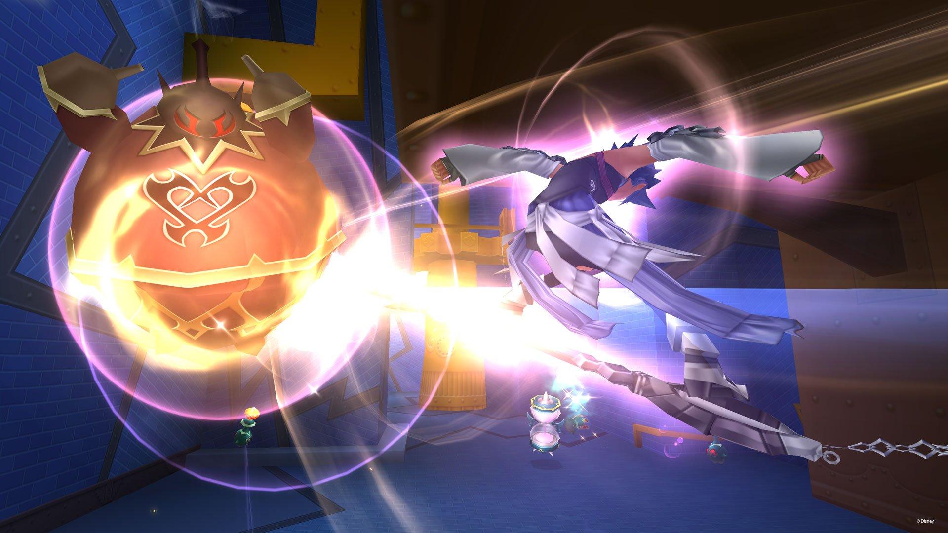 Imagen Kingdom Hearts HD 2.5 ReMIX (PS3)