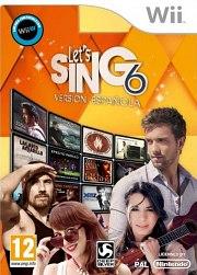Let's Sing 6: Versión Española