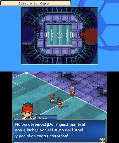 Inazuma Eleven 3 (Nintendo 3DS)