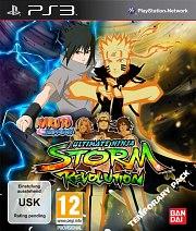Naruto SUN Storm Revolution PS3