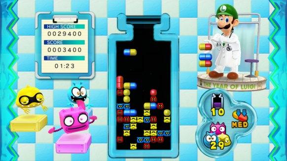 Dr. Luigi (Nintendo Wii U)