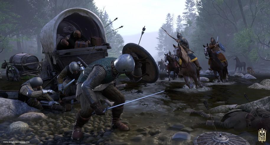 Kingdom Come Deliverance: La ambición hecha RPG