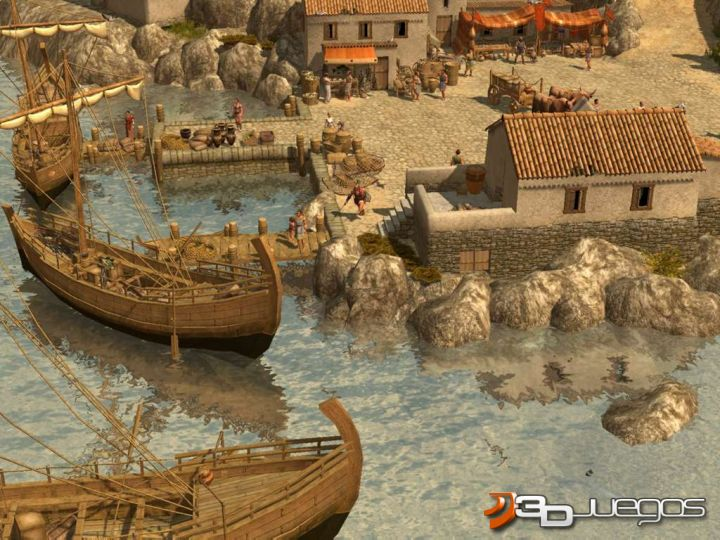 Titan Quest - An�lisis