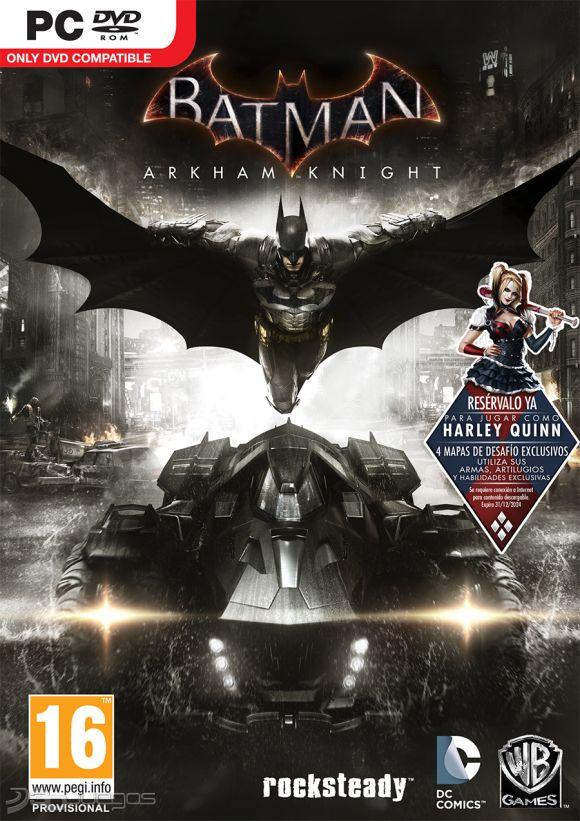 Descarga Batman Arkham Knight | PC