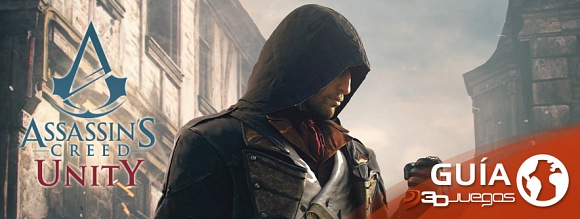 Gu�a de Assassin's Creed: Unity