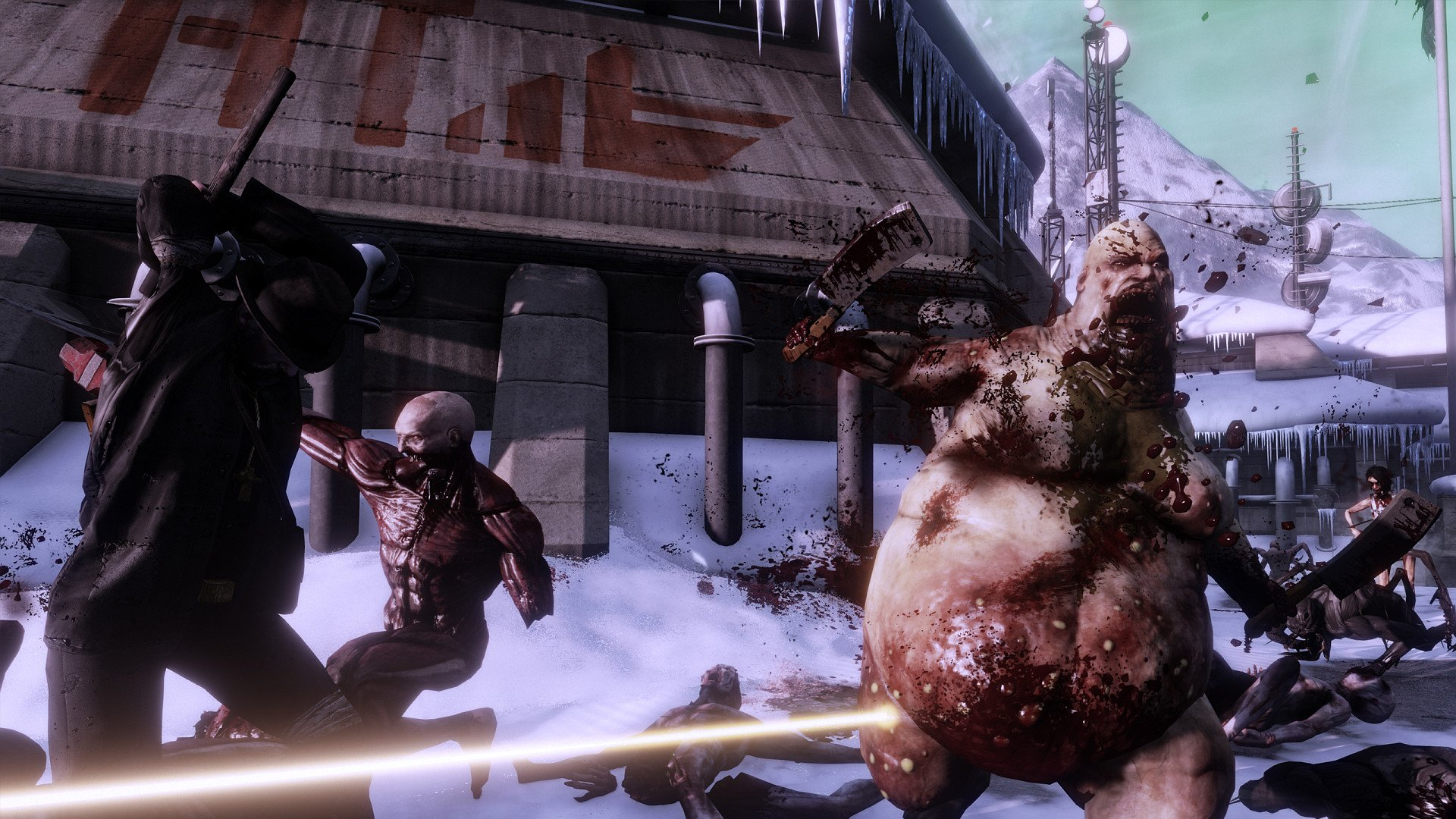 Killing floor 2 para pc 3djuegos for Killing floor xbox one