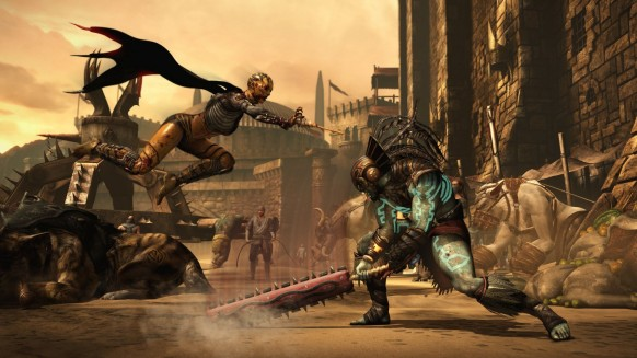 Mortal Kombat X PS3