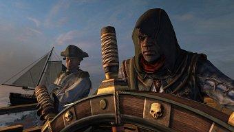 Video Assassin's Creed: Rogue, Tráiler de la Historia