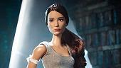 Lara Croft tendrá su propia Barbie inspirada en Alicia Vikander
