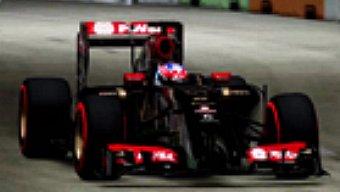 Video F1 2014, Vuelta Rápida Singapore