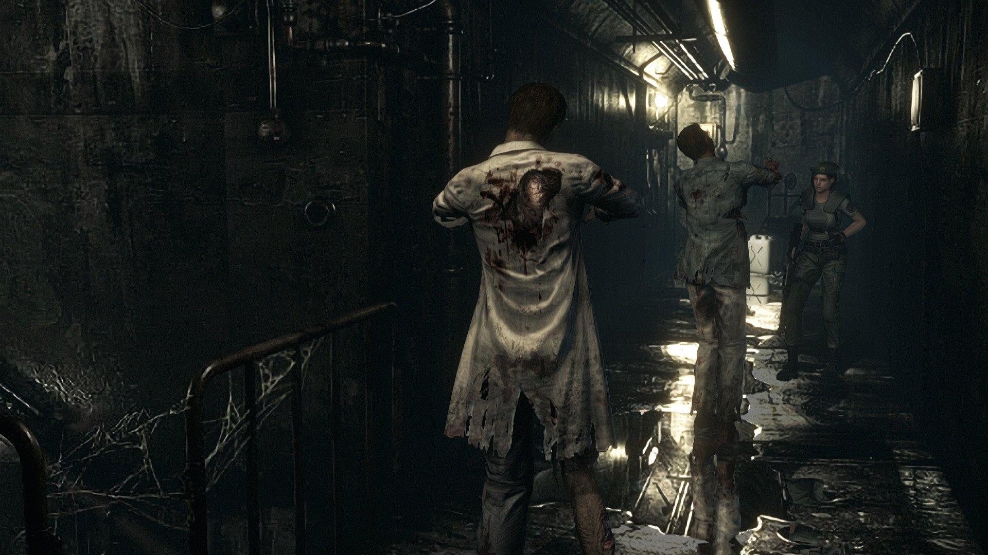 Im 225 Genes De Resident Evil Hd Remaster Para Ps4 3djuegos