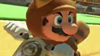 Video Mario Kart 8 - The Legend of Zelda, Estadio Excitebike