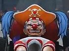V�deo One Piece: Pirate Warriors 3 Tashigi la fiel ayudante de Smoker, el Shichibukai Dracule Mihawk, el vicealmirante Smoke, y Buggy uno de los primeros villanos a los que se enfrent� Monkey D. Luffy, protagonizan este v�deo con im�genes de las versi�n japonesa del juego.