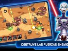 Pantalla Star Wars: Galactic Defense