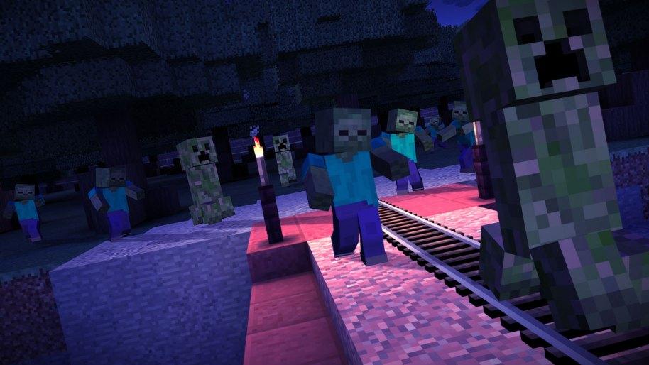 Minecraft Story Mode PS3