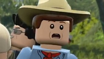 Video LEGO: Jurassic World, Tráiler de Dino