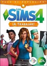 Los Sims 4: ¡A Trabajar! PC