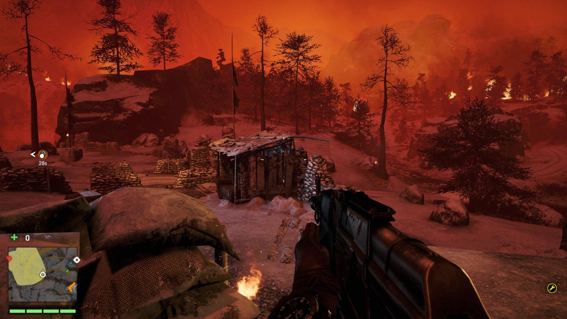 Far Cry 4 - Valle de los Yetis - Xbox 360 (PC XOne PS3 PS4)