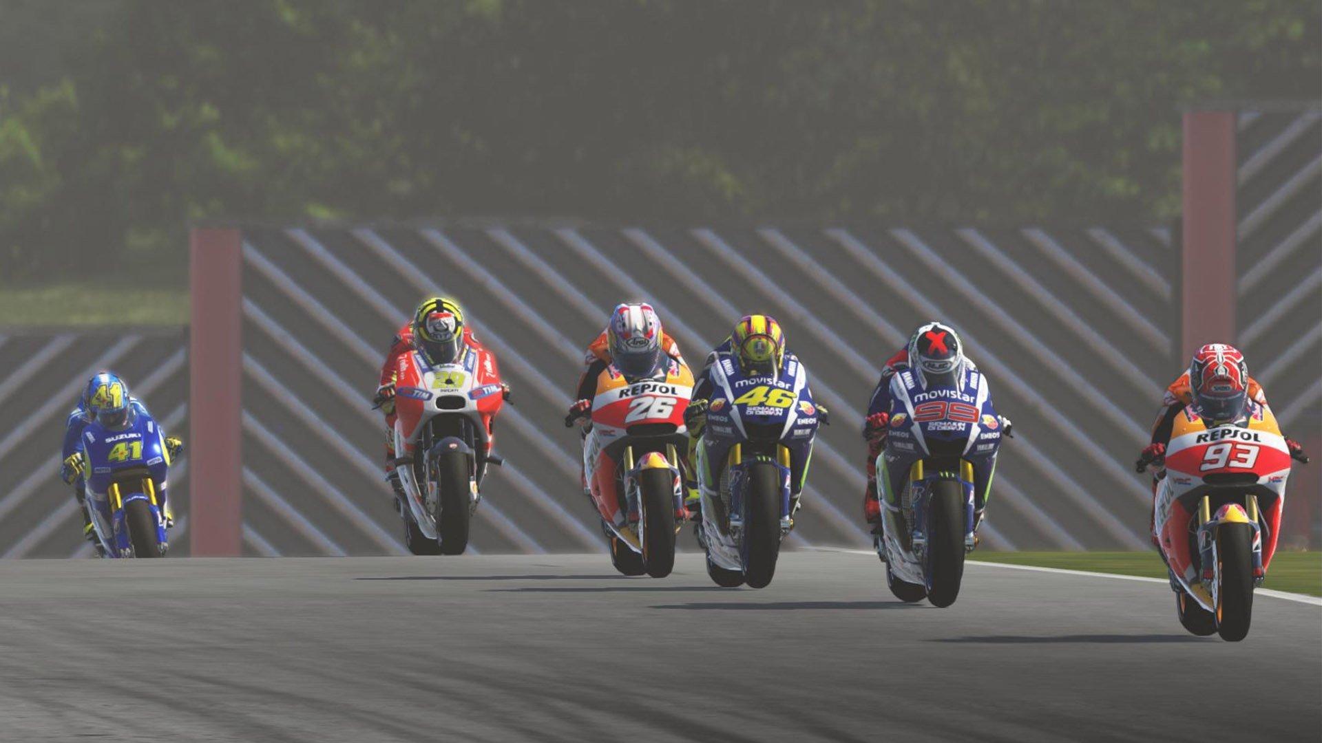 MotoGP 15 para PS4 - 3DJuegos