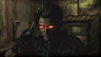 Video Resident Evil Zero HD Remaster, Modo Wesker