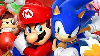 Video Mario y Sonic: JJOO - Río 2016, Tráiler