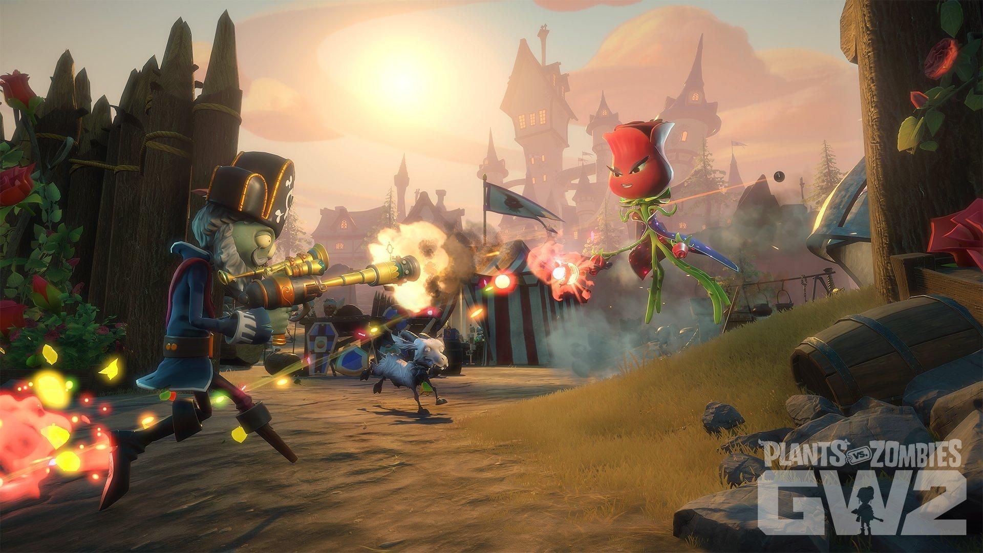 Im Genes De Plants Vs Zombies Garden Warfare 2 Para Pc