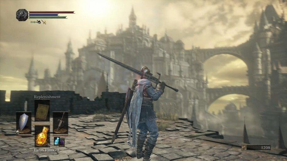 Dark Souls III análisis