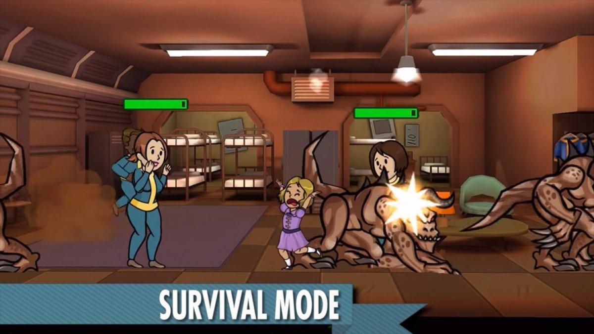 Video de fallout shelter actualizaci n 1 2 android ios 3djuegos - Fallout juego de mesa ...
