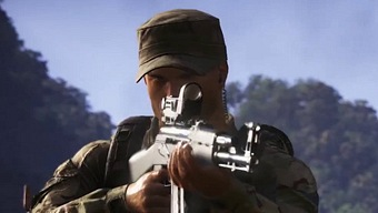 Video Ghost Recon Wildlands, Lanzamiento PVP Ghost War / Contenido Postlanzamiento