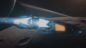 Video Elite: Dangerous - Horizons, Tráiler de Anuncio