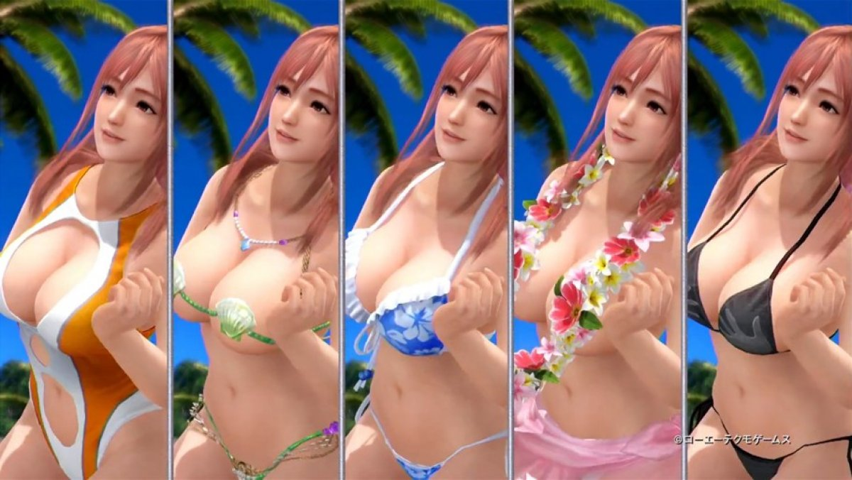 dead or alive xtreme 3 pc