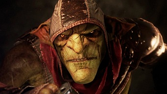 Video Styx: Shards of Darkness, Making of a Goblin