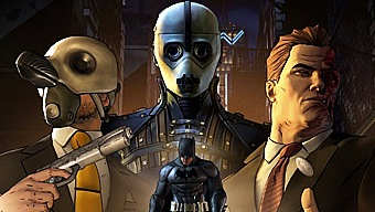 Video Batman - The Telltale Series, Episodio #3: New World Order