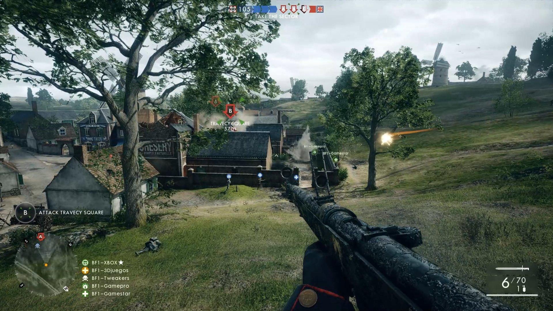 Battlefield 1 crack - картинка 1