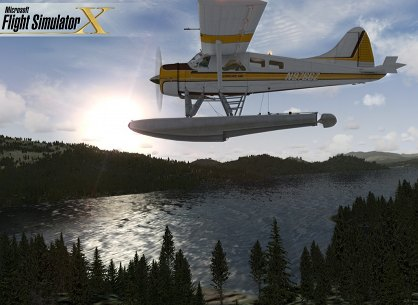 Microsoft Flight Simulator X an�lisis