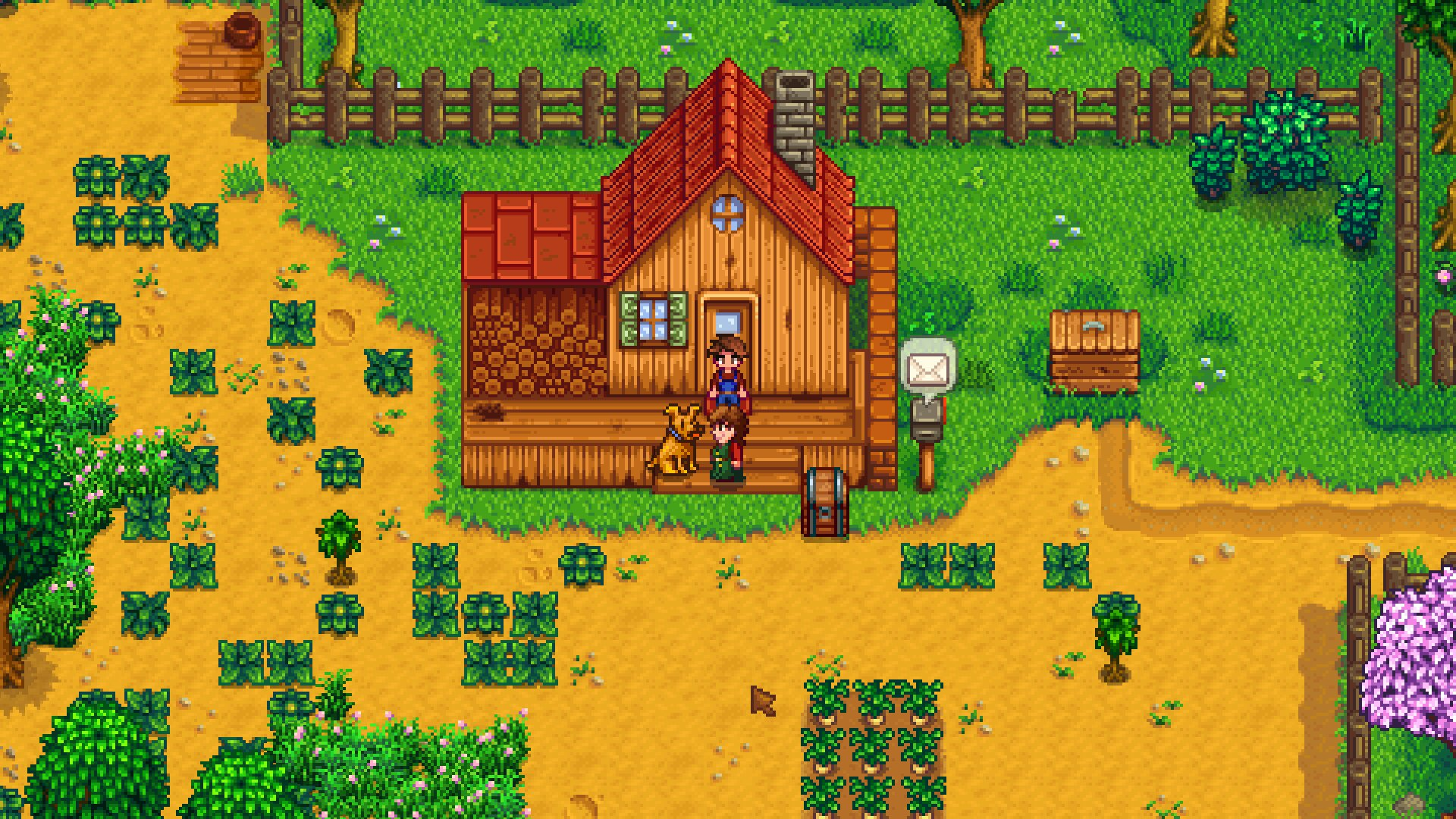 how to fish stardew valley pc