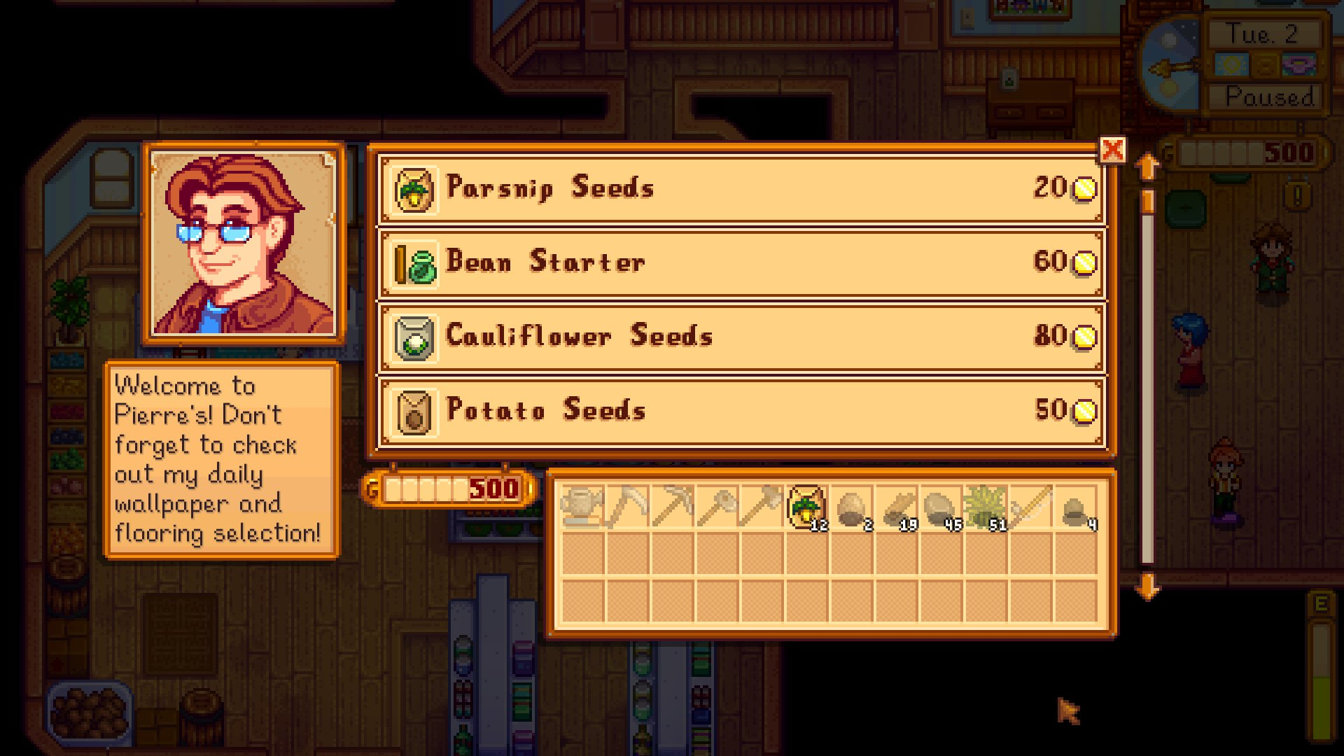 stardew valley how to fish ps4