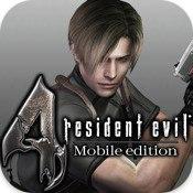 Resident Evil 4 iOS